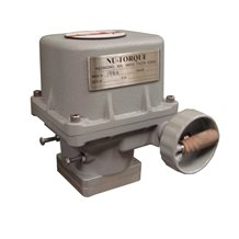 Industrial Quarter-Turn Electric Actuator MI05Q, MI12Q