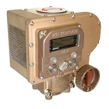 Military-Spec Quarter-Turn Electric Valve Actuator - MS05Q, MS12Q