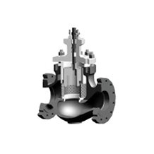 4X2XCV - Control Valve (single-stage)