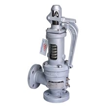 6400 Series - Steam Safety Valve
